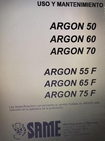 SAME - ARGON - foto 4