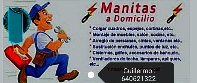 MANITA  ARREGLAR O SOLUCIÓNA - foto 3