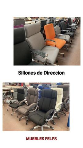 SILLONES DE OFICINA.  MUEBLES FEPS - foto 1