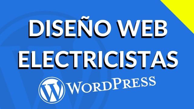 PÁGINAS WEB PARA ELECTRICISTAS - foto 1