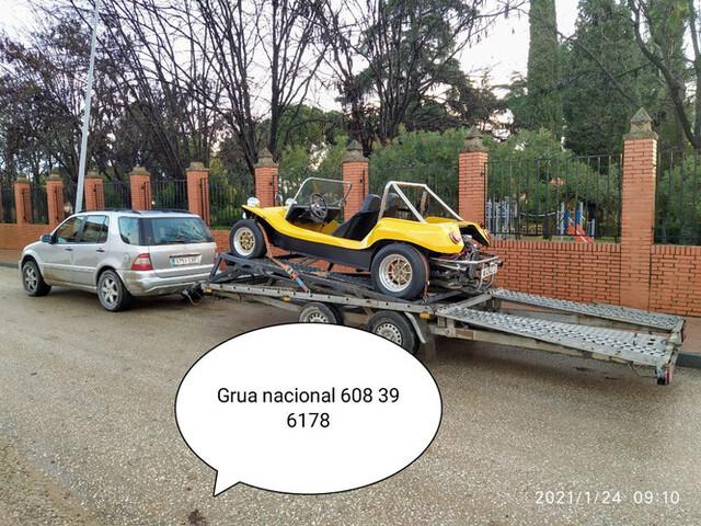 GRUA COCHES ECONOMICA 608396178 - foto 7