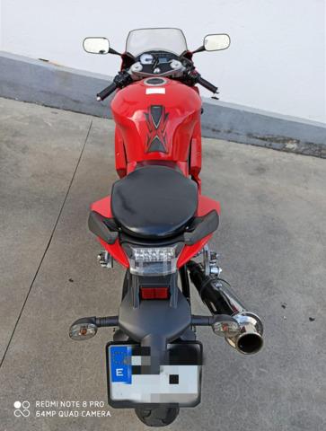 HYOSUNG - GTR 125 + MOTOR 250 COMPLETO - foto 6