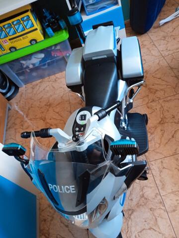 VENDO MOTO DE BMW DE POLICÍA - foto 2