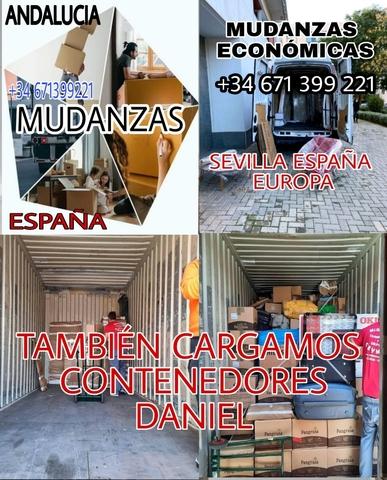 PORTES GRUPAJES MUDANZAS A TODA ESPAÑA - foto 2