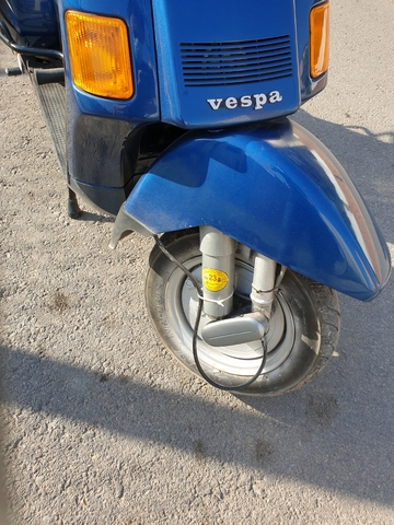 VESPA - COSA 200 - foto 4