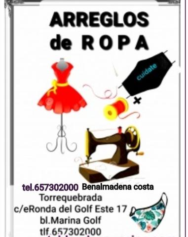ARREGLOS DE ROPAS BARATO Y RAPIDO - foto 1