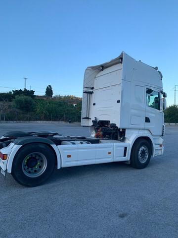 SCANIA  - R500 V8 - foto 2