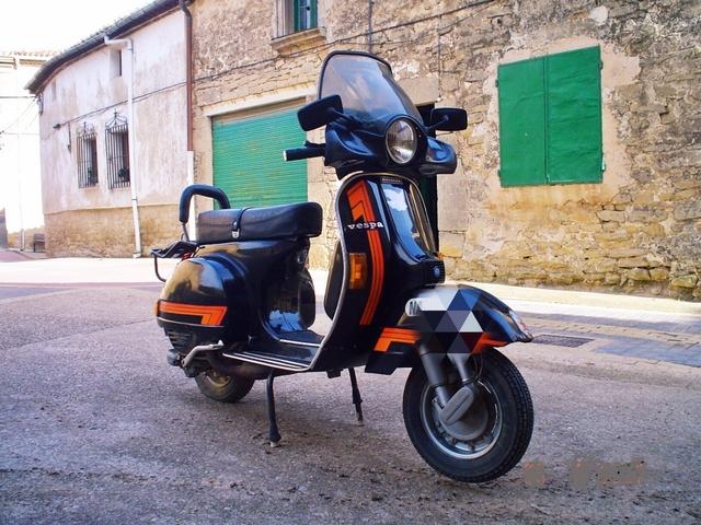 VESPA - P200E - foto 2