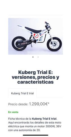 KUBERG - TRIAL - foto 3