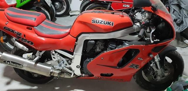 SUZUKI - GSXR 7/11 - foto 4