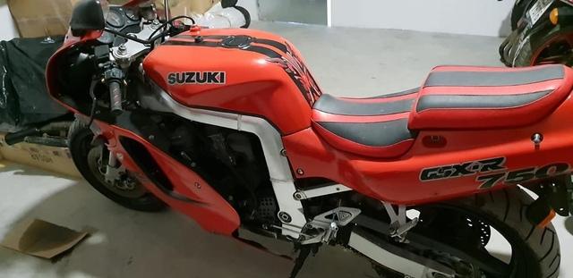 SUZUKI - GSXR 7/11 - foto 3