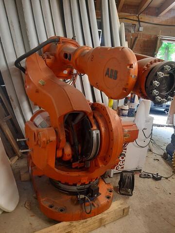 ROBOT ABB 6600 280/175 - foto 1