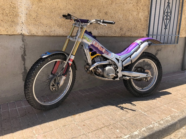 BETA - TECHNO 250CC TRIAL - foto 4