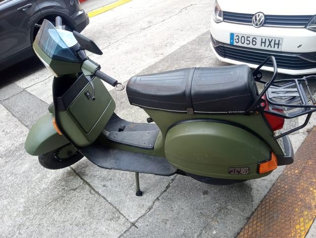 VESPA - MODELO PPX 125 T5 - foto 1
