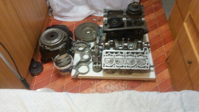 MOTOR 1010 SEAT 127 - foto 1