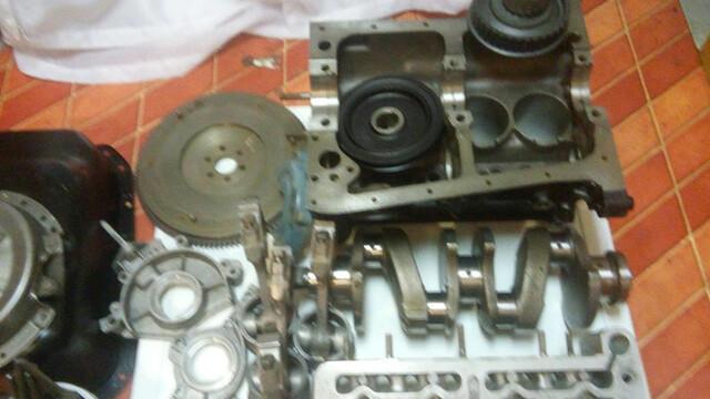 MOTOR 1010 SEAT 127 - foto 2
