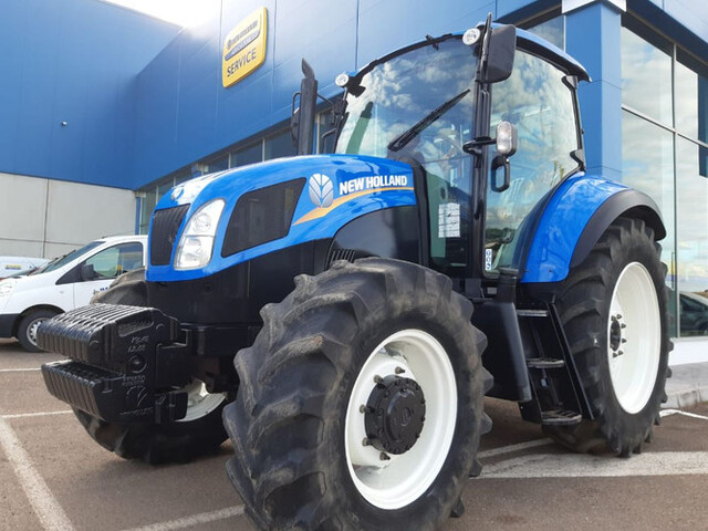 NEW HOLLAND - T5. 115 ELECTRO COMMAND 32X32 - foto 1