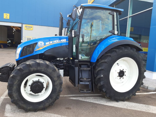 NEW HOLLAND - T5. 115 ELECTRO COMMAND 32X32 - foto 2