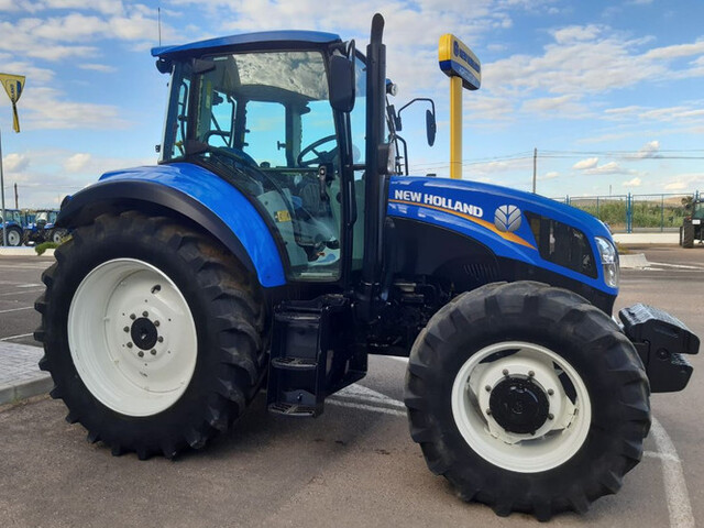 NEW HOLLAND - T5. 115 ELECTRO COMMAND 32X32 - foto 3