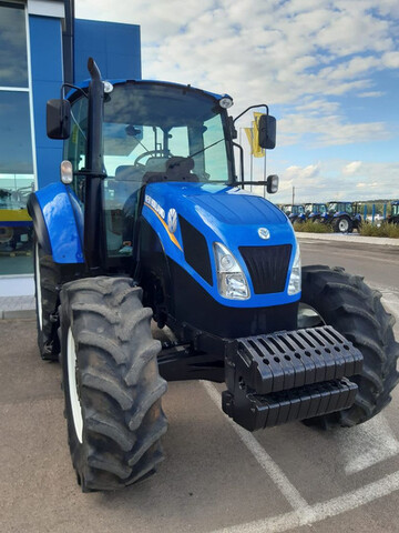 NEW HOLLAND - T5. 115 ELECTRO COMMAND 32X32 - foto 4