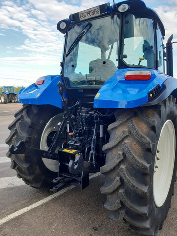 NEW HOLLAND - T5. 115 ELECTRO COMMAND 32X32 - foto 5