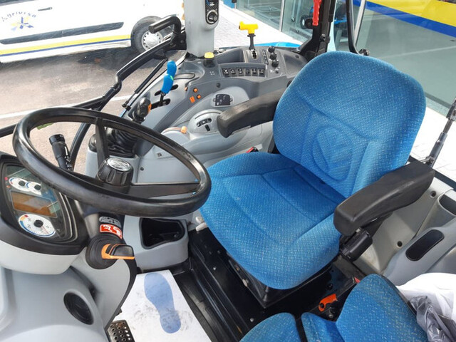 NEW HOLLAND - T5. 115 ELECTRO COMMAND 32X32 - foto 6