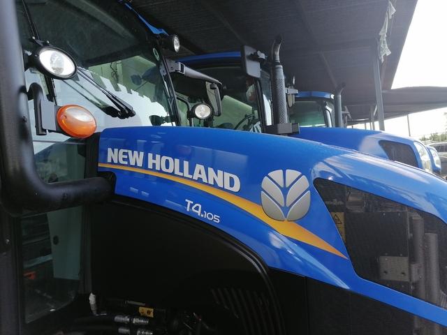 NEW HOLLAND - T4 105 F - foto 3