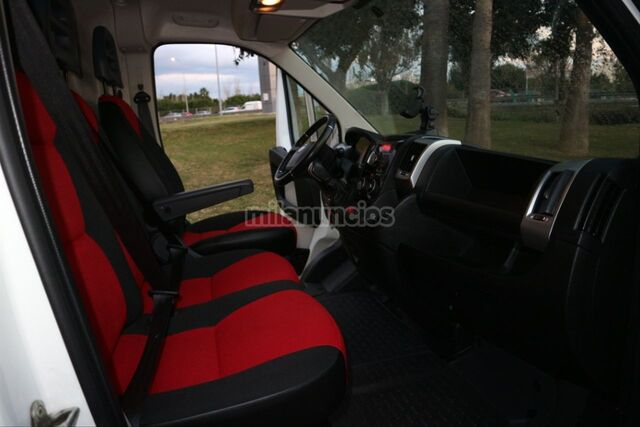 FIAT - DUCATO FURGON 35 LARGO ALTO 3. 0 MLIJET 180CV - foto 13