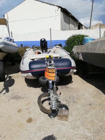 NEUMÁTICA CON MOTOR 8CV EVINRUDE Y REMOL - foto 3