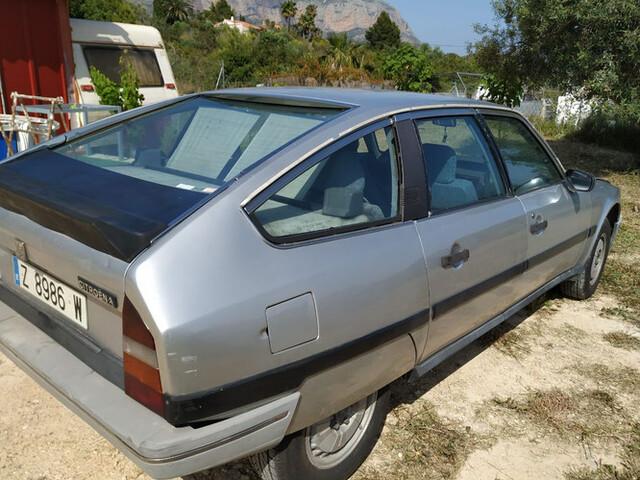 CITROEN - CX 2500 TRD - foto 8