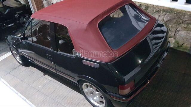 PEUGEOT 205 GTI CABRIOLET - foto 2