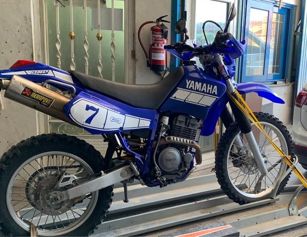 YAMAHA - TTR 250 - foto 8
