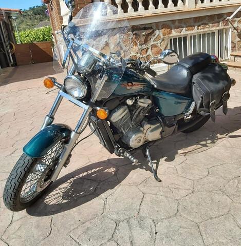 HONDA - VT600C SHADOW - foto 1