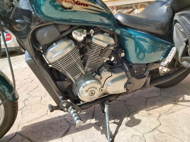 HONDA - VT600C SHADOW - foto 4