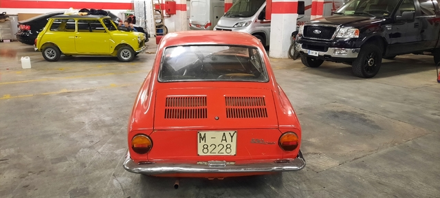 FIAT - 850 COUPE - foto 4