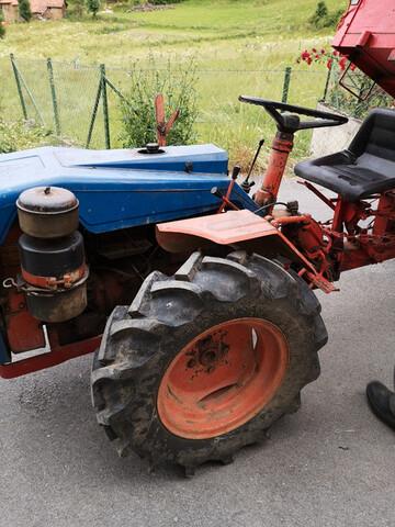 MOTOCULTOR TRACTOCARRO PASQUALI 956 - foto 2