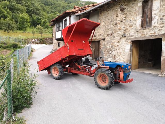 MOTOCULTOR TRACTOCARRO PASQUALI 956 - foto 1