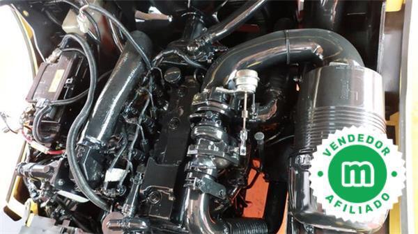 MOTOR PERKINS - TURBO - HYSTER - 2011 - foto 2