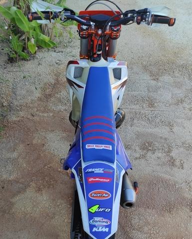 KTM - KTM 250 2T SIX DAY TPI 2018 - foto 2