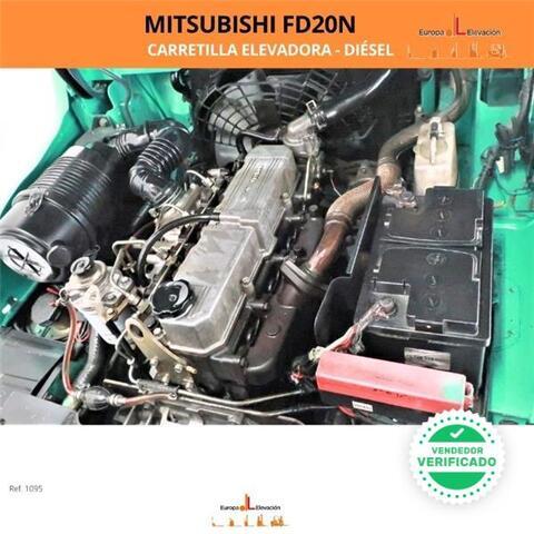 MITSUBIHI DIÉSEL- 2008 - RUEDAS NUEVAS - foto 6