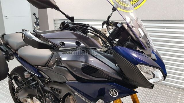 YAMAHA - MT-09 ABS TRACER - foto 8