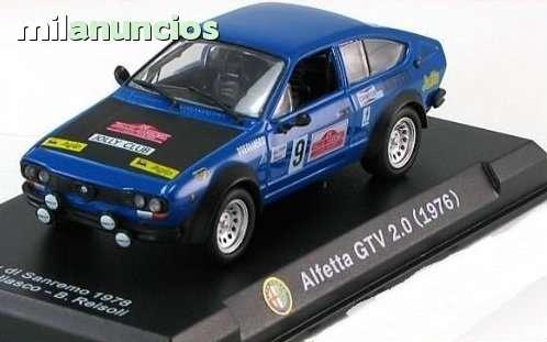 Alfa Romeo Alfetta Gtv 2.0 N 9 Rally San