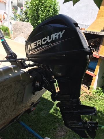 MERCURY 15CV 4T - foto 1