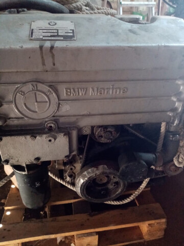 MOTOR BMW 200CV - foto 6