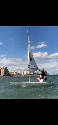 EMBARCACIÓN DE VELA LIGERA ,  WIND SURF ,  - foto 2