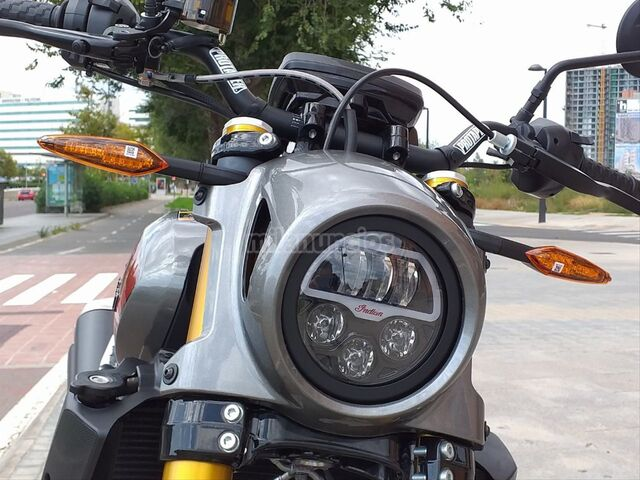 INDIAN - FTR 1200 - foto 13