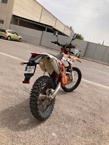 KTM - 250 EXC-F FACTORY - foto 4