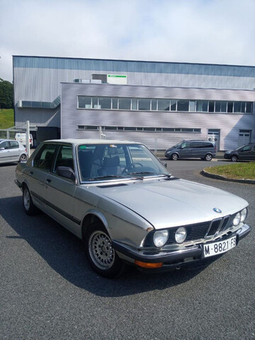 BMW - 524 TD - foto 2