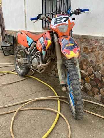 KTM - 250 EXCF - foto 2