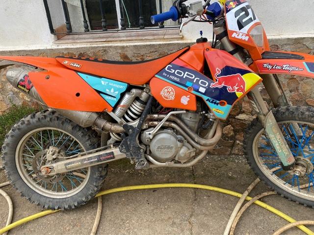KTM - 250 EXCF - foto 3